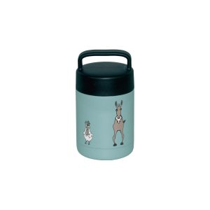 Food Thermos 350 ML Blue Surf