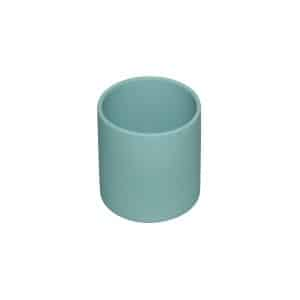 Silicone Cup Blue Surf